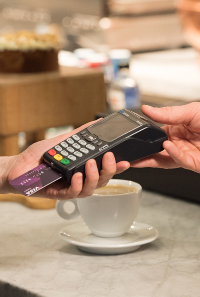 Chip & Pin machines, PDQ machines | Sage Pay card machine payments